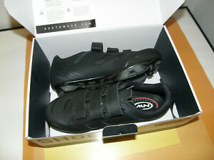 NORTHWAVE ORIGIN CYCLING SHOES SIZE 8.5 (EU42) BLACK NEW BOXED