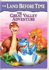 The Land Before Time: The Great Valley Adventure [New DVD]