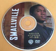 Smallville Season 1 Disc 5 Replacement DVD