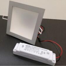 20W LED Einbauleuchte 230V Downlight dimmbar weisswarm Einbaulampe Einbauspots
