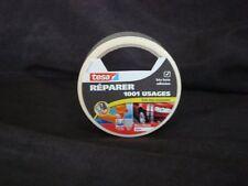 1 Rolle tesa Gewebeband Repair Nr.56493 bzw 59961 10mx50mm weiss (1m=0,66€) WS