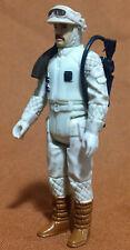 Vintage Kenner Star Wars 1980 Rebel Commander Hoth Gear Action Figure with GUN!