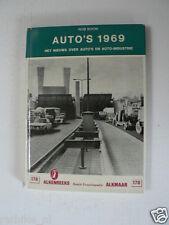 ALL CARS 1969,OPEL GT,DAF,AUDI 100,HONDA 1300,TOYOTA,MAZDA,SAAB,VOLVO,LANCIA,178
