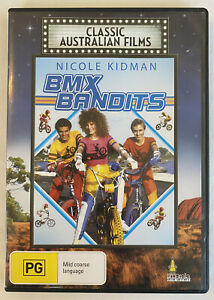 DVD - BMX BANDITS (1983 Movie) PAL All Regions - Nicole Kidman