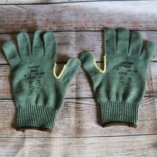 2 Pairs Ansell Vantage Cut Resistant Gloves 70-761 Size 9 PPE MBC