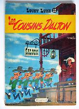 lucky luke 12 les cousins dalton morris dupuis 1958 eo