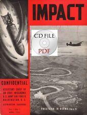 CD File 3 First Issues Impact 1943 Leaflets on Japan Kiska
