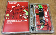KINGSTON ALL STARS Rise Up Cassette roots reggae ska Jamaica Trojan CSD limited