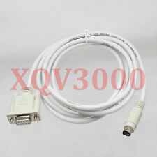 Programming Cable For QC30R2 Mitsubishi MELSEC Q Series PLC PC To RS232 Adapter