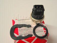 Febi Green Black Coolant Temperature Sender Sensor Clip & Seal VW T25 Mk2 GTI 8V