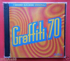 2 cd i grandi successi graffiti 70 stefano rosso formula tre lucio battisti zero