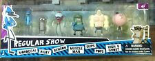 Regular Show 2 inch Action Figure 7 Pack - SEALED! / Rare! / Brand New!