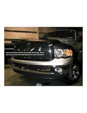 Lebra Front End Mask Cover Bra Fits 2002-2005 Dodge Ram W/O Flares
