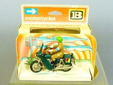 "VINTAGE BRITAINS MODEL No.9672  ARMY "" DISPATCH "" RIDER     VN MIB"