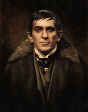 BARNABAS COLLINS 1897 PORTRAIT ON CANVAS from DARK SHADOWS