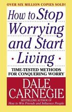 How to Stop Worrying and Start Living von Dale Carnegie (2004, Taschenbuch)