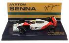 Minichamps McLaren Honda MP4/6 #1 1991 World Champion - Ayrton Senna 1/43 Scale