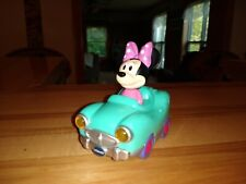 VTech GoGo Disney Minnie Mouse Around Town Playset Replacement Part Blue Car