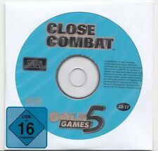 Close Combat - Invasion Normandie - Win Me/XP/Vista/7