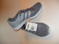 1609 Adidas Running Lite Runner M Mens Training Running Shoes AQ2254 Grey US 9.5