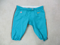 Nike Miami Dolphins Pants Size 48 Green Football Team Issue Game Worn Used B38