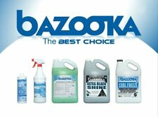Bazooka Biodegradable Machine Shop Box Of 12 Bottles Of 32oz