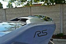 Carbon Dachspoiler Ansatz Heckspoiler Ford Focus MK3 RS Spoiler Dach Aufsatz