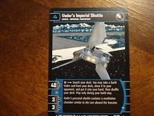 Star Wars TCG ESB Vader's Imperial Shuttle (A)
