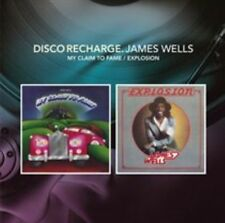 DISCO RECHARGE: MY CLAIM TO FAME/EXPLOSION NEW CD