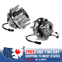 2 Front Wheel Hub Bearing Assembly For E250 E350 Excursion F250 F350 F450 F550