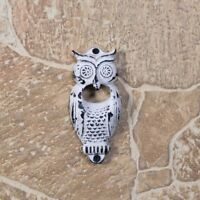 Owl Antique Cast Iron Bottle Opener Beer Opener Vintage Style Wall Mount Bottle