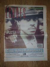 ECHOES MAGAZINE 8 JULY 1995 GURU FUNKDOOOBIEST BERES HAMMOND DANA DAWSON