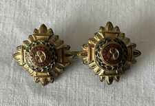 Vintage Most Honourable Order of the Bath Tria Juncta In Uno Double-Pip Badge