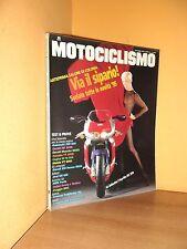 Motociclismo - n° 9 - Settembre 1994 - Aprilia RS 250/Kawasaki ZZR 600 - Rivista