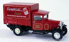 1932 Ford Model AA/TT Campbells Tomato Soup Delivery Truck Matchbox Collectibles