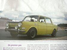 fascicule  Simca 1000 Rallye 2  - Hachette n°116
