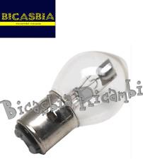 10396 LAMPADINA LAMPADA 12V 25/25W 12 25 25 FARO ANTERIORE VESPA 125 150 200 PX