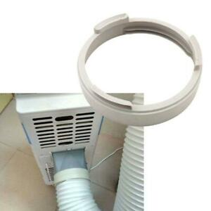15cm Round Portable Air Conditioning Body Exhaust Duct Interface Pipe Connector
