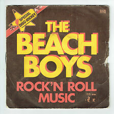 THE BEACH BOYS Vinyl 45T ROCK AND ROLL MUSIC -BROTHER 14440 Special Disc-Jockey