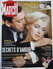"""PARIS MATCH HORS SÉRIE - COLLECTION """"A LA UNE"""" - 10H SECRETS D'AMOUR"""