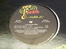 """The Gucci Man-Me & You (Gettin' It On) 12"""" Single-The Fever-Vinyl Record-VG+"""