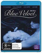 Blue Velvet - Region B - Blu-ray - Like New!