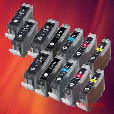 12 PGI-5/CLI-8 INK FOR CANON iP4200 iP4500 MP500 MP960