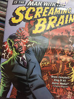 Man With The Screaming Brain  DVD! Mad Scientist Horror! Evil Dead