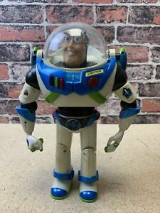 Disney Pixar Toy Story Rare Blue/ Black Edition Buzz Lightyear Hasbro 2001