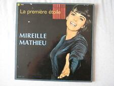 MIREILLE MATHIEU 33 TOURS FRANCE LA PREMIERE ETOILE