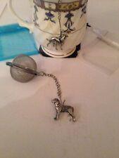 Finnish Hound  2inch Tea Ball Mesh Infuser Stainless Steel Sphere Strainer D23