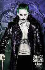 """Suicide Squad ( 11"""" x 17"""" ) Movie Collector's Poster Print ( JOKER ) - B2G1F"""