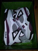 Nike Air Jordan 4 PSG x Paris-Saint-German Size 10 MENS CZ5624-100 DS AUTHENTIC