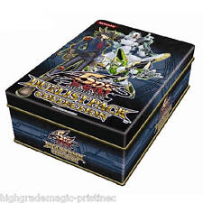 Yugioh - 2011 Duelist  Pack Collection Tin - 2 TIN LOT - Factory Sealed - Konami